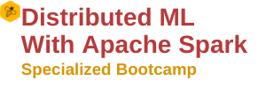 Distributed ML With Apache Spark icon